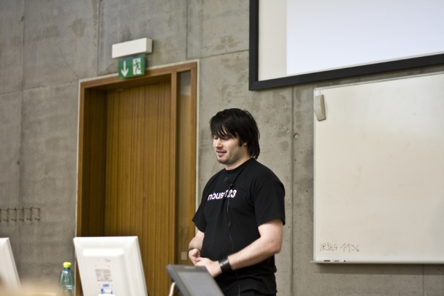 Druhá přednáška