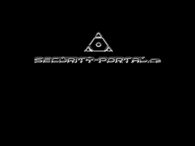 Security Portal wallpaper 2