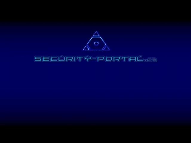 Security Portal wallpaper 3