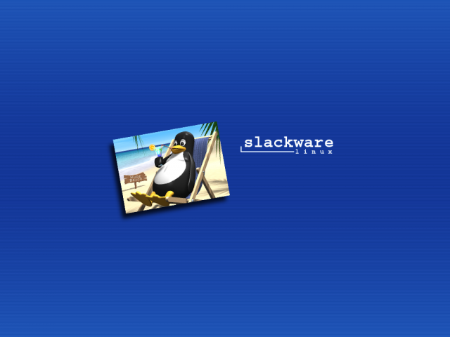 Slackware wallpaper 17