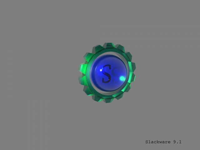Slackware wallpaper 6